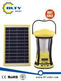 Lampe solaire rechargeable de Tableau de relevé de DEL