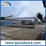 Tente claire extérieure de pagoda de tailles importantes première pour le contact
