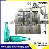 automatisches Bier-füllende abfüllende Maschinerie der Glasflaschen-4000bph