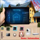 PRO sistemi di controllo domestici astuti di Zigbee con telecomando di APP