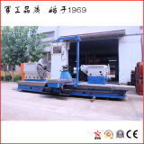 Horizontale Hochleistungsdrehbank-Maschine für das Drehen der Marinewelle (CG61100)
