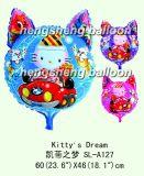 Раздувной воздушный шар гелия (SL-A127)