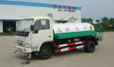 Camión Cisterna 7000L Diesel Agua para Ventas África