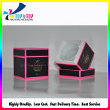 Runde Form-Papier-materieller Verpackungs-Kosmetik-Kasten