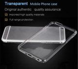 Случай 6s iPhone 6 аргументы за крышки ясности TPU мобильного телефона высокого качества вспомогательный