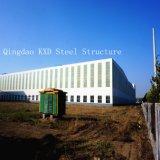 Magazzino prefabbricato dell'acciaio per costruzioni edili