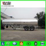 2 petrolero del combustible de la aleación de aluminio del árbol 35000L