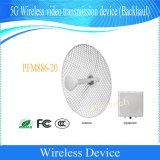 Dispositivo de transmisión video sin hilos al aire libre 5g de Dahua (regreso) (PFM886-20)