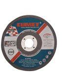 Disque plat de découpage pour le métal (abrasif (de 100X1.2X16mm) avec des certificats de MPA