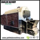 Chaudière à vapeur allumée par charbon à chaînes automatique de grille