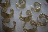 Máquina de cobre amarillo del chapado en oro de la joyería
