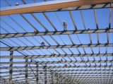 Мастерская стальной структуры светлой рамки Prefab