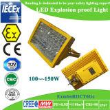 iluminación a prueba de explosiones petroquímica de 150W LED para la venta
