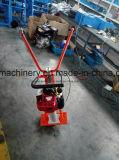 Laïus de finissage de surface en béton d'essence
