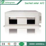 Climatiseur solaire hybride de type à conduit, isolateur de type tiroir de plafond