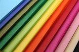 mercado colorido de Europa del papel de embalaje del regalo 17GSM