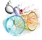 Cristalería de la alta calidad, tazas de cristal del agua de taza