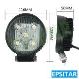 4.5inch 15W IP67 Epistar LED Arbeits-Licht für SUV