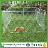 China-Lieferanten-Qualitäts-bester Preis galvanisierte Kettenlink-Zaun-Hundehundehütte
