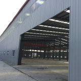 Large Shed Span Naves de acero