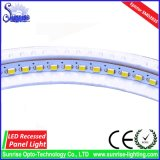 AC85-265V Recessed Round 18W LED Panel Ceiling Light