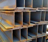 Fascio d'acciaio della sezione laminata a caldo H del materiale da costruzione