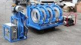 machine de soudure hydraulique de Themrofusion de pipe du HDPE 400mm/Sud400h