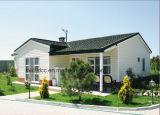 모듈 Prefabricated 집, 샌드위치 위원회 조립식 가옥 집