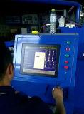 GV taillant de profilage carré de machine de découpage de plasma de commande numérique par ordinateur d'intersection de pipe de structure métallique