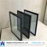Vidrio aislado ahorro de energía para el vidrio del vidrio de ventana/edificio