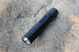 Linterna de aluminio del solo modo LED (551)