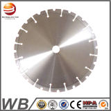 Het turbo Gesegmenteerde Blad van de Zaag van de Diamant voor Marmer, Graniet, Kalksteen