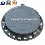 2016 하수구에 있는 맨홀 뚜껑의 최신 판매 Qt500-7 정연한 맨홀