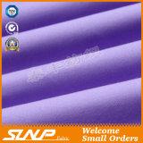 Tela cruzada 100% del algodón con la tela que enarena para las bragas y la chaqueta
