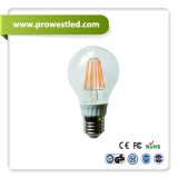 4W 6W E12 LED Filament Bulb a Solve Heat Dissipation Problem