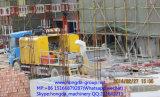 LKW eingehangene Betonpumpe