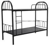 금속 2단 침대, 성인의 노동 학생 사용을%s 위/아래 철 프레임