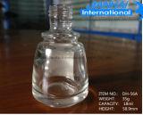 transparente Nagellack-Glasflasche der Glasware-4.5ml
