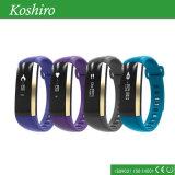 血の酸素の疲労の血圧のスマートな腕時計