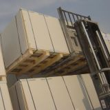 Scheda di gesso naturale di qualità ampiamente usata nel progetto del soffitto e del muro a secco