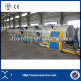 Máquina de la fabricación del tubo de los PP del cliente