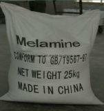 Melamin-Puder der Reinheit-99.8% mit Fabrik-Preis