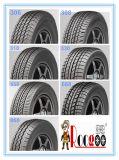 Neumáticos de coche/neumáticos SUV, neumático de UHP, neumático radial 175/75r13 del invierno del vehículo de pasajeros del neumático 205/55r16 91V de la polimerización en cadena
