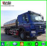 SinoトラックHOWO 6*4 10は販売のためのトラック20000リットルの容量の燃料タンクの動かす