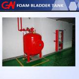 El tanque de vejiga de la espuma de la alta calidad para el fuego anti de la plataforma de base