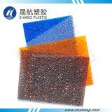명확한 청동색 폴리탄산염 PC 다이아몬드 장