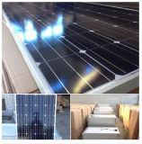 preiswerte hohe Leistungsfähigkeits-monokristalline Sonnenkollektor-Baugruppe des Preis-100W