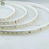 Indicatore luminoso di striscia flessibile bianco di colore SMD