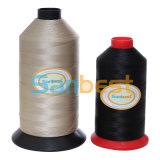 Amorçage de couture Nylon66 métallisé #69 T70 pour les produits en cuir de capitonnage