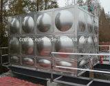 Цистерна с водой нержавеющей стали для систем водообеспечения теплового насоса горячих